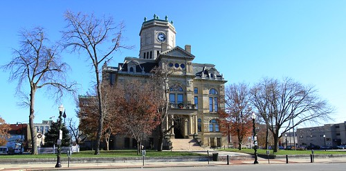 Butler County Courthouse IMG_1368 | by OZinOH