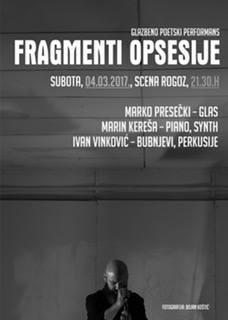 """""""Fragmenti opsesije"""" - umjetnički projekt Marka Presečkog"""