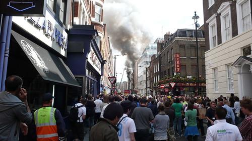 Dean Street Fire 10/07/2009 | by akira_kev
