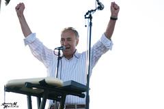 Senator Chuck Schumer at JellyNYC's Pool Party (August 30th, 2009) | by Amanda M Hatfield