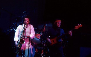 Wayne Shorter, Jaco Pastorious - Weather Report | by rdc154
