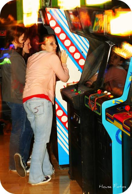 21st Century Arcade. Who Knew?