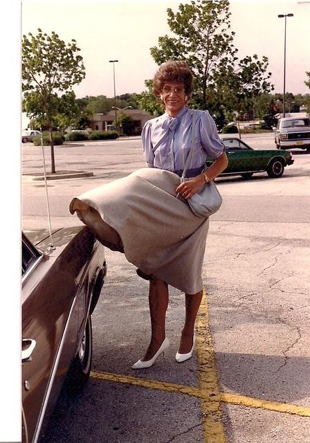 Laurette in 1988