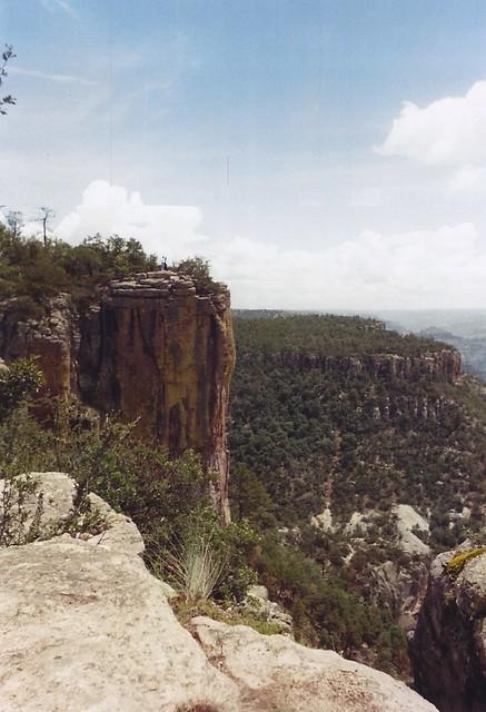 Barranca del Cobre-Copper Canyons