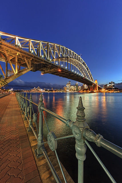Previous: Milson's Point View