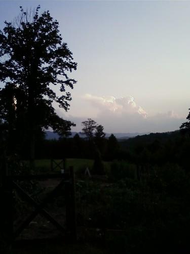 sunset lebanon virginia