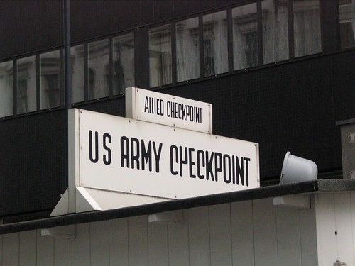 US ARMY CHECKPOINT | by Imamon