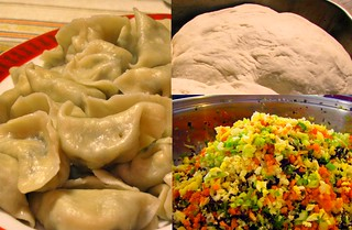 Vegetarian Dumplings | by Three Headed Dragon