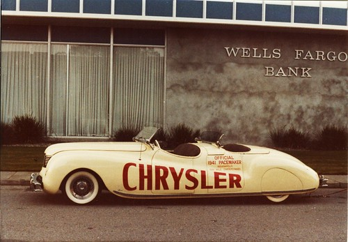 1941 Chrysler Newport Indy Pace Car Photo #2