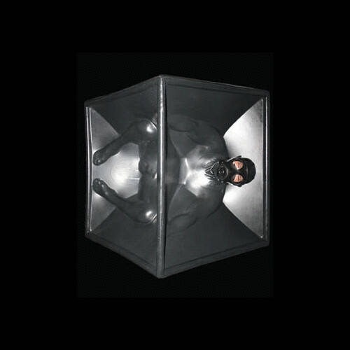 MASKED MAN STUCK IN A CUBE, 2009 | by b3naqua