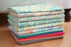 fabric shopping   by Saídos da Concha