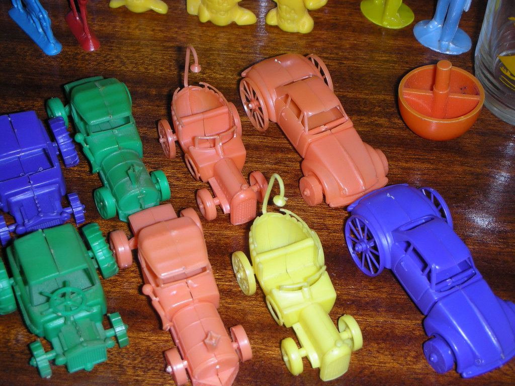 New Zealand Cereal Toys / Premiums | kiwigame | Flickr