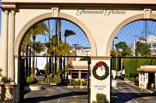 Paramount Gates | by Studio Sarah Lou