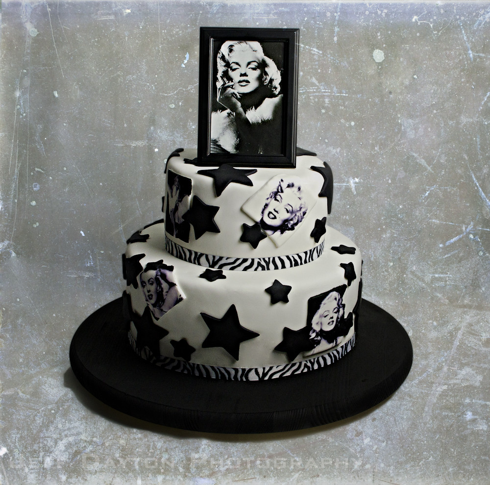 Amazing Marilyn Monroe Cake This Birthday Cake Was Held Hostage By Flickr Funny Birthday Cards Online Alyptdamsfinfo