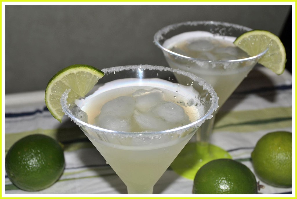 Margarita Mexican drink