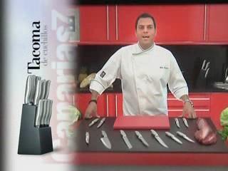 Promoción: Tacoma de cuchillos de Fabio Santana