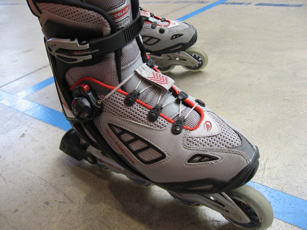 Old Metal Roller Skates For Shoes