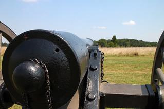 Manassas Battlefield Gun Breech | by Mr.TinDC