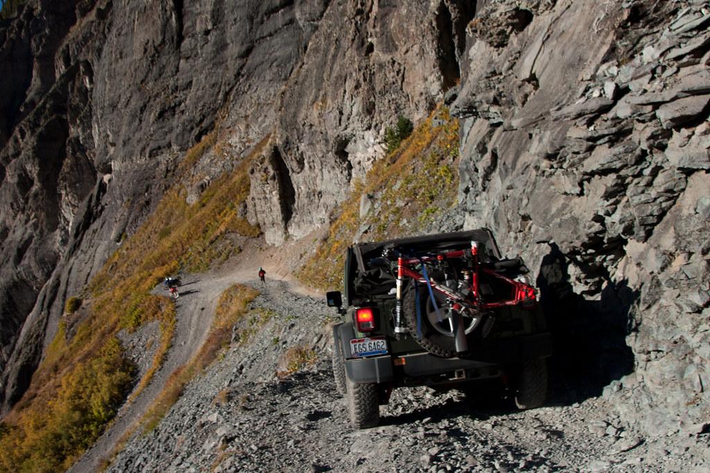 Black Bear Pass Colorado >> Black Bear Pass Colorado 2010 Returning Home From Moab Steve
