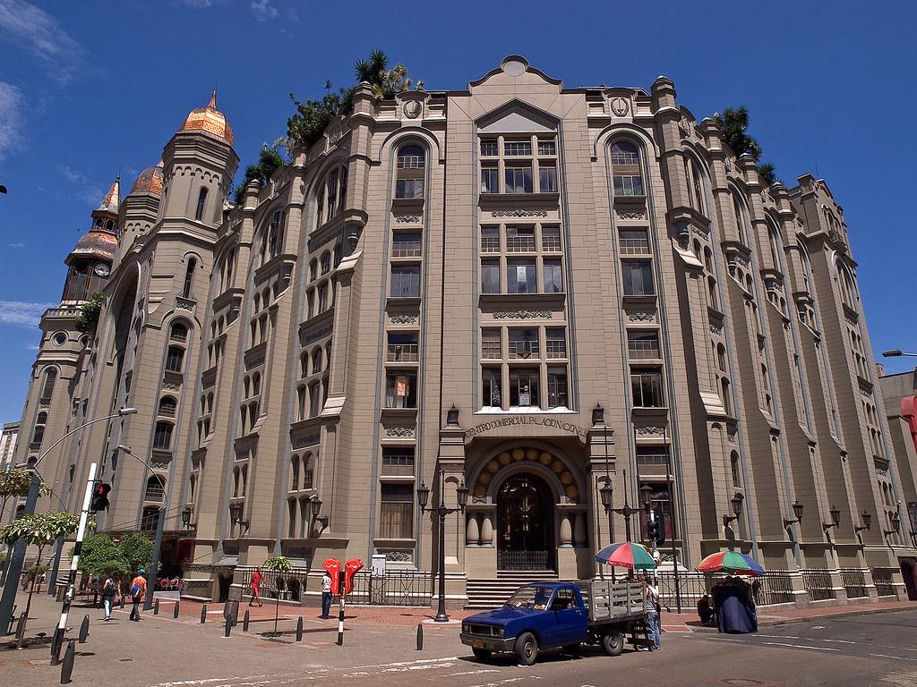 Image result for Palacio Nacional medellin