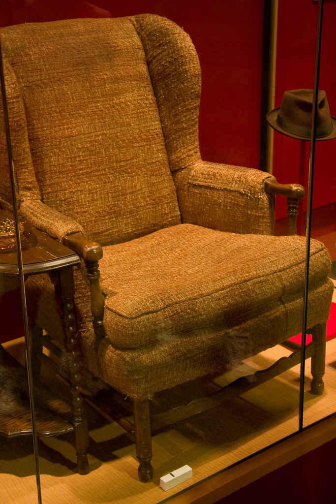 Archie Bunker S Chair National Museum Of American Histor