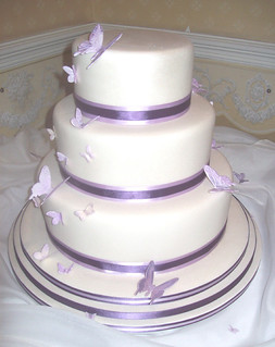 Butterfly Wedding Cake | by Special Day Cakes