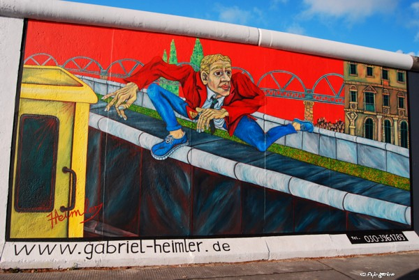 East Side Gallery - The Great Escape