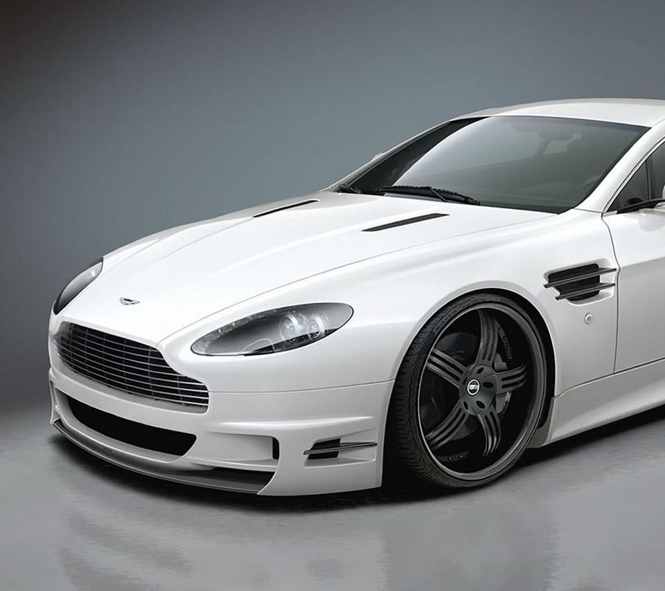 2008 Aston Martin Vantage V8 960x854