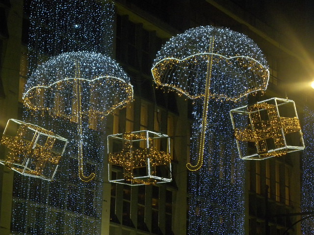 Christmas Lights - Oxford Street