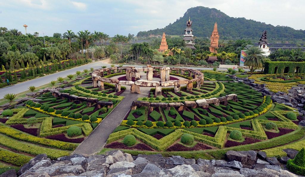 Nong Nooch Tropical Botanical Garden , Pattaya, Thailand | by Maziar Hooshidar @ www.