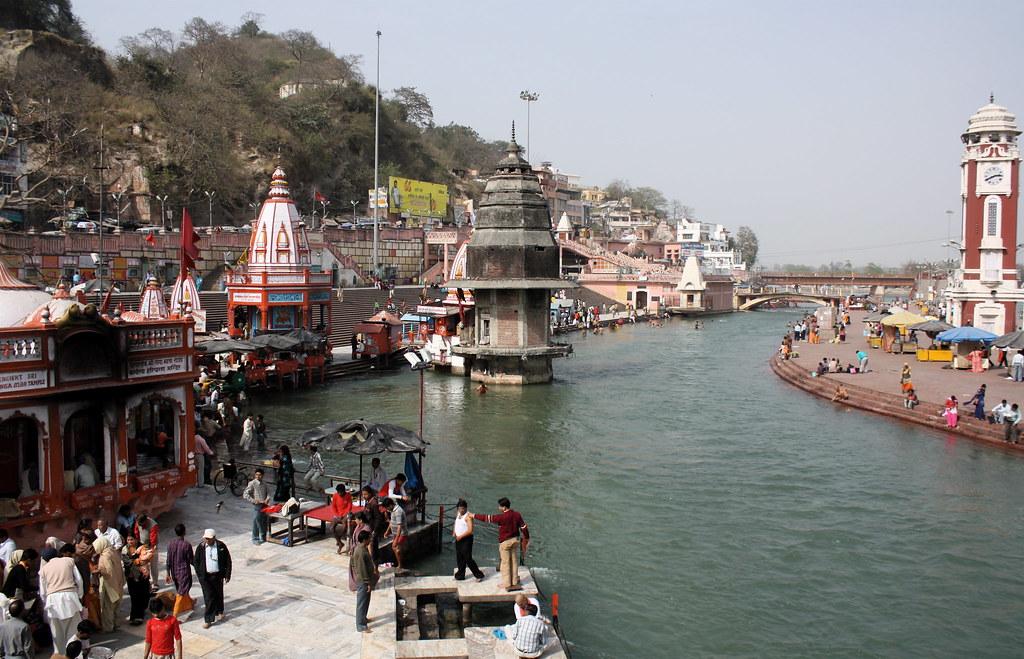 Har Ki Pauri plces to visit on Haridwar
