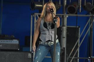 Miranda Lambert at the Lorain County Fair | by ronnie44052