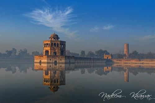 pakistan punjab mughalarchitecture hiranminar sheikhupura mughalemperor pakistaniphotographer abigfave nadeemkhawar thesuperbmasterpiece thejhangir gettyimagesmiddleeast