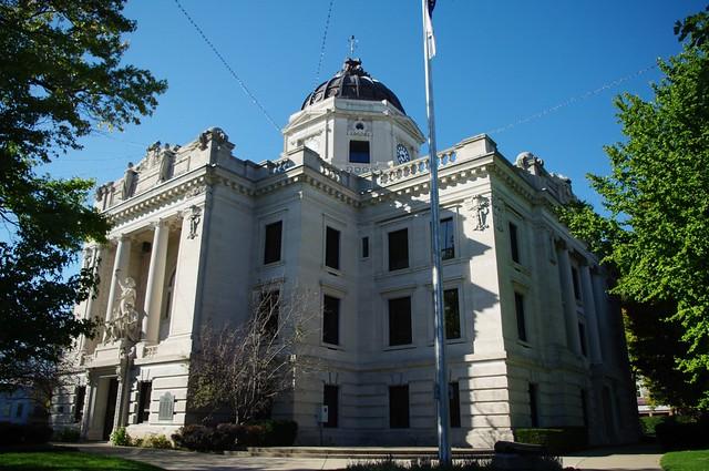 Monroe County Courthouse | Monroe County Courthouse | Flickr