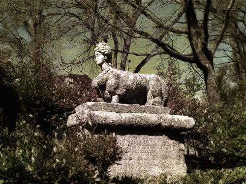 Sfinge Bomarziana | by j. kunst