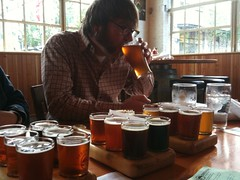 For @dieselboi 3 flights of beer at Deschutes Brewery is not enough! | by Wayan Vota