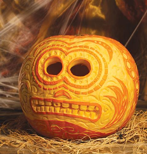 AGM's Pumkin Carving Contest_unlit   by jimbradshaw