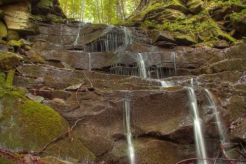 Wodospad Czartów Młyn | by daniox