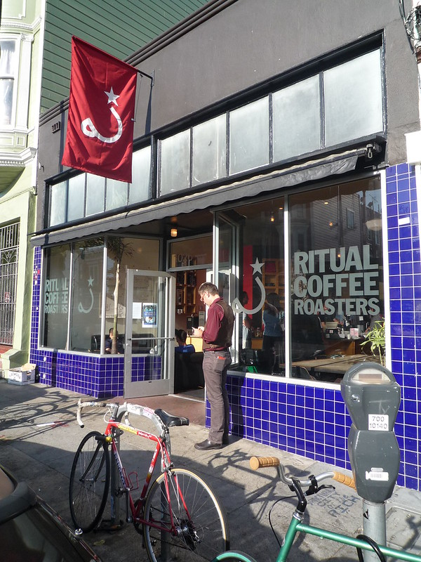 Ritual Coffee Roasters, Mission District