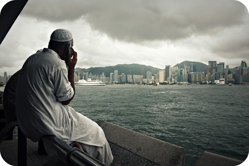.calling home: the muslim drama in HK
