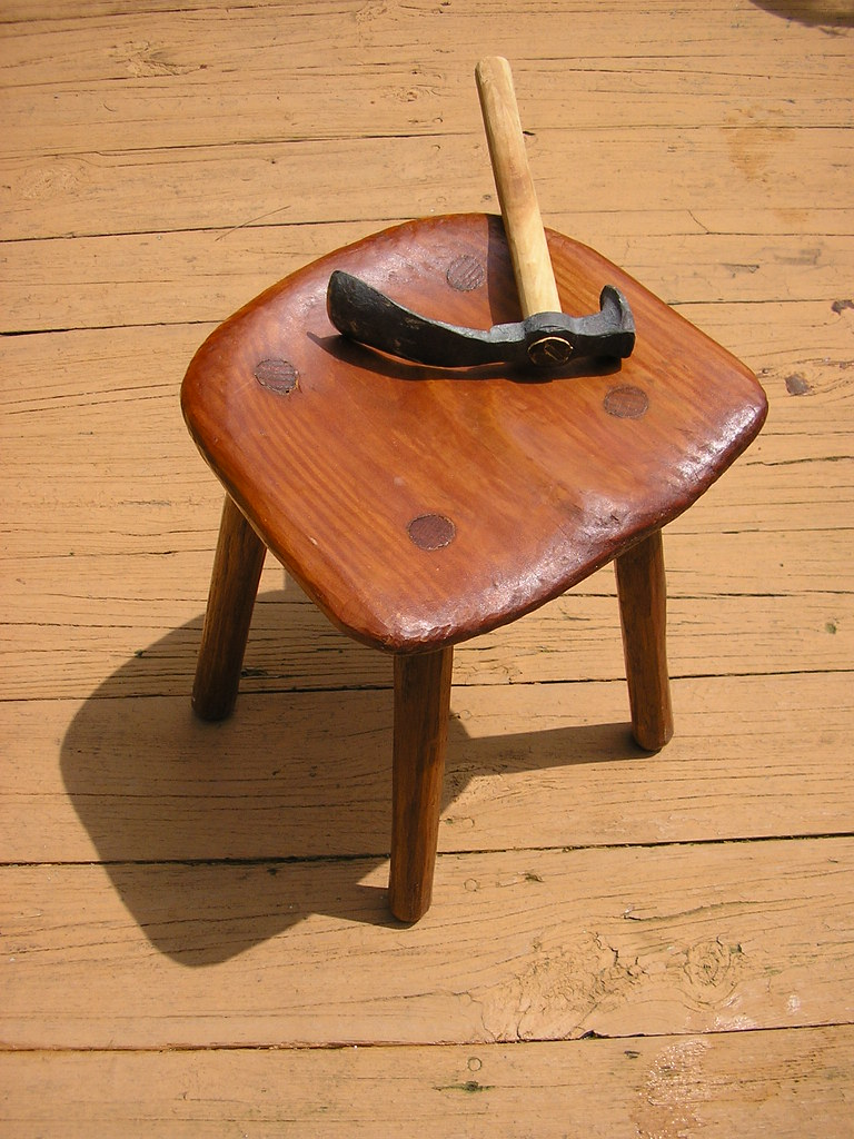 Cool Chair Seat And Adze An Adze I Forged From A Railroad Spike Ibusinesslaw Wood Chair Design Ideas Ibusinesslaworg