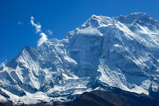 Annapurna II Face on Face ;) | by Lev Yakupov
