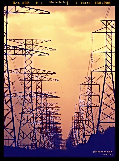 345kV / 138kV transmission lines