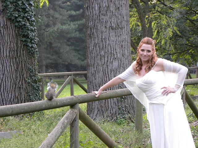 Sposa & Scoiattolo