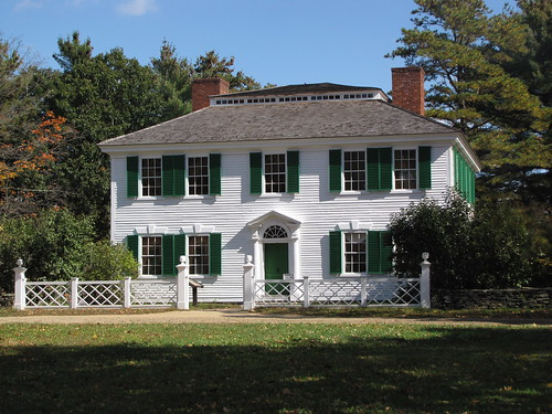 house massachusetts newengland oldsturbridgevillage livinghistorymuseum