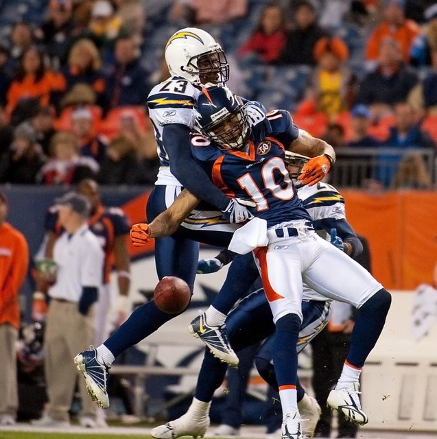 San Diego Chargers Employment: San Diego Chargers At Denver Broncos