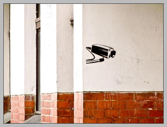 big brother - Banksy