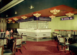 Mayfair Ballroom Newcastle - The Crystal Bar