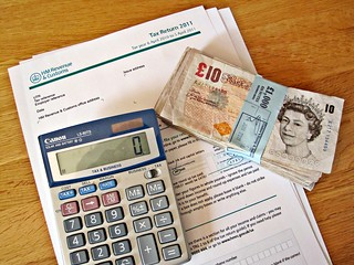 Tax Rebate | by Images_of_Money