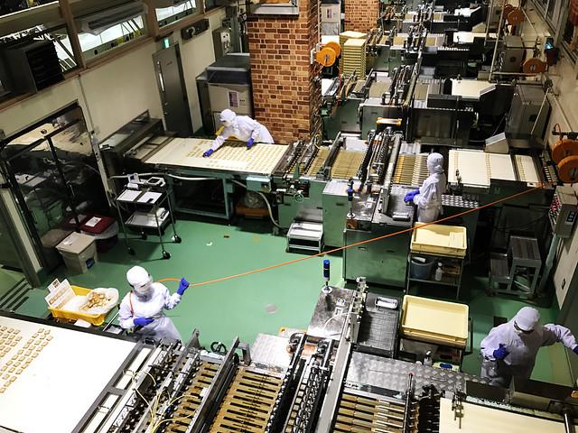 Shiroi Koibito Factory